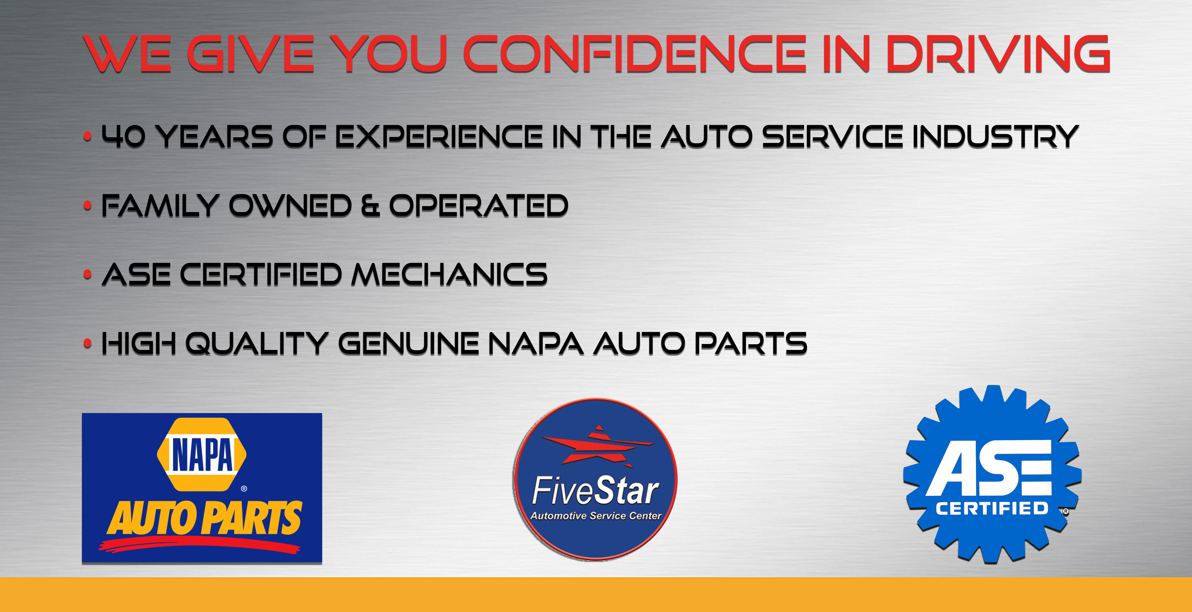 Five Star Automotive Napa Service Center Call 8586792209 13508