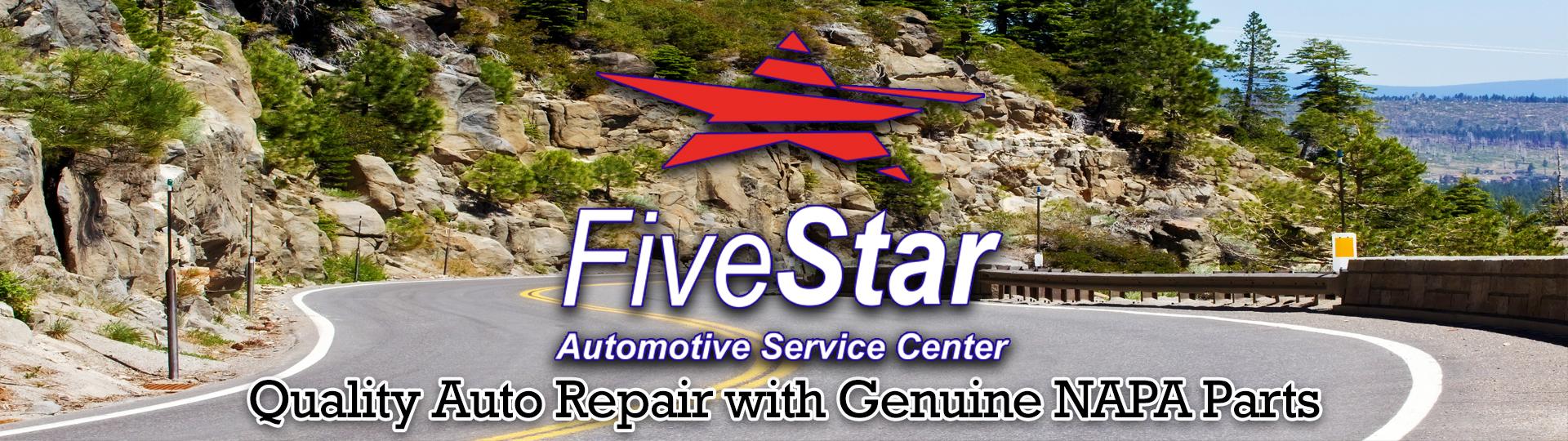 Five Star Automotive >> Five Star Automotive Napa Service Center Call 858 679 2209 13508
